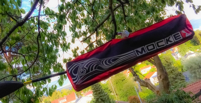 Review of MOCKE Deluxe Paddle Bag